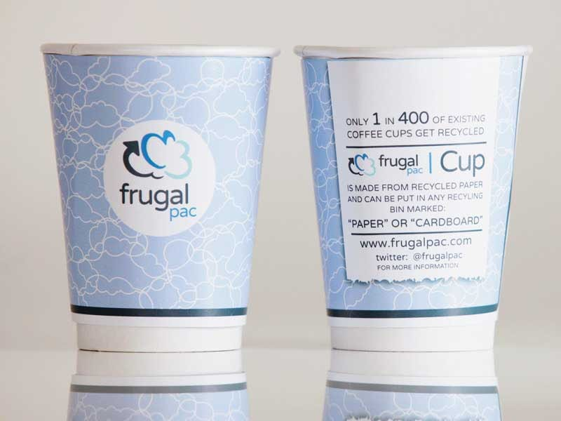 Frugalpac Cup