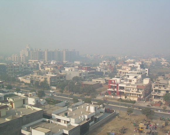A view of Delhi (Wikimedia Commons)