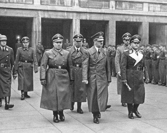 Berlin, Beisetzung Oberst Werner Mölders