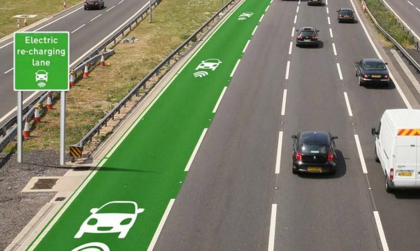 The Green Lane: A Solution To Road Pollution