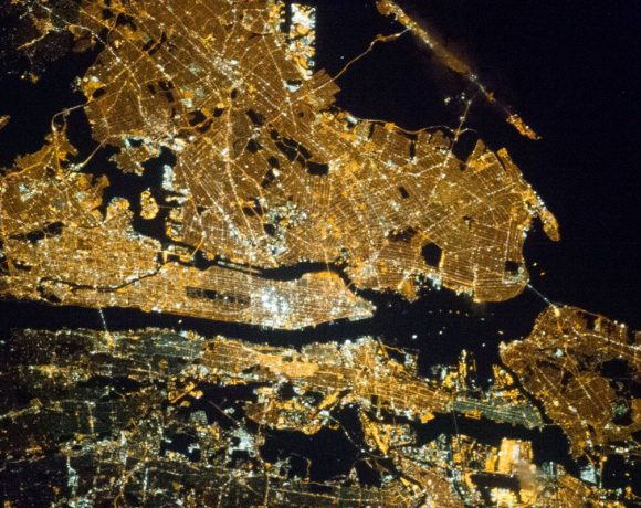 New York City (NASA)