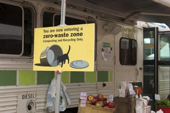 Zero Waste Zone by Didriks