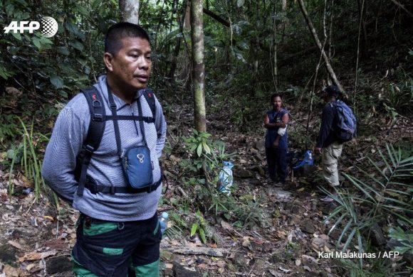 Efren 'Tata' Balladares (Karl Malakunas, AFP Twitter Page)