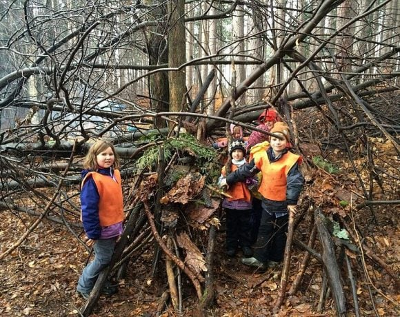 Forest school by RMSC rochester