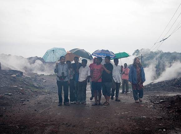 Jharia coal fields by International Acountability Project