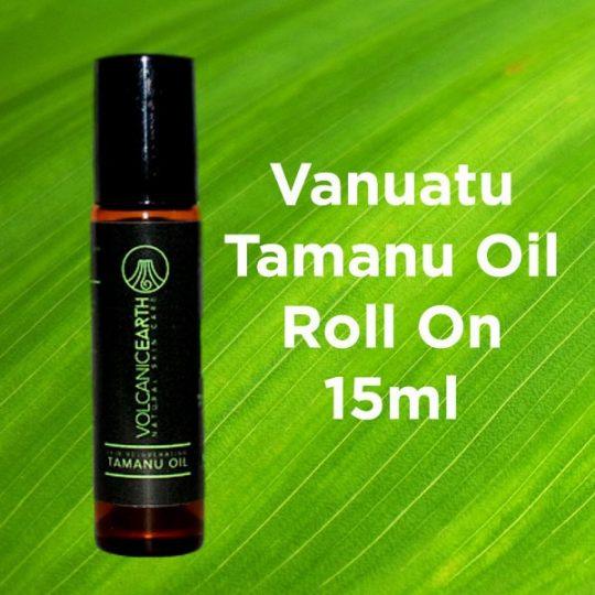 Vanuatu Tamanu Oil Roll on 15ml