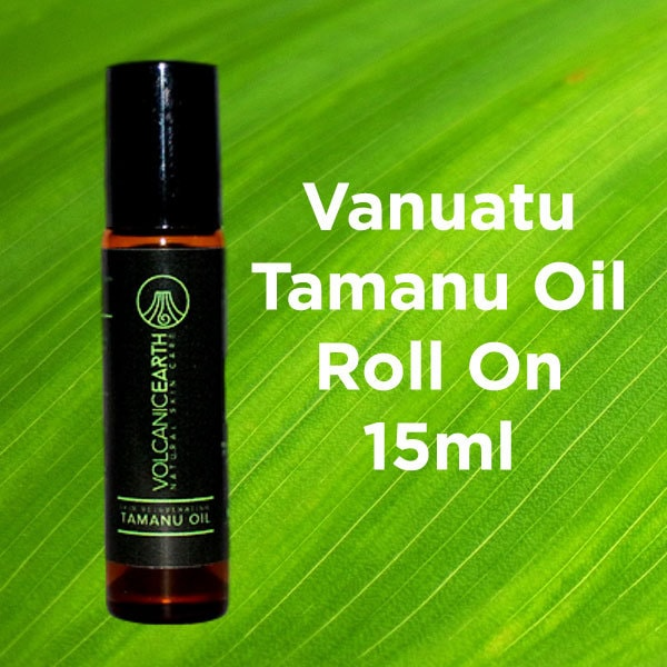 Vanuatu Tamanu Oil Roll on 15ml