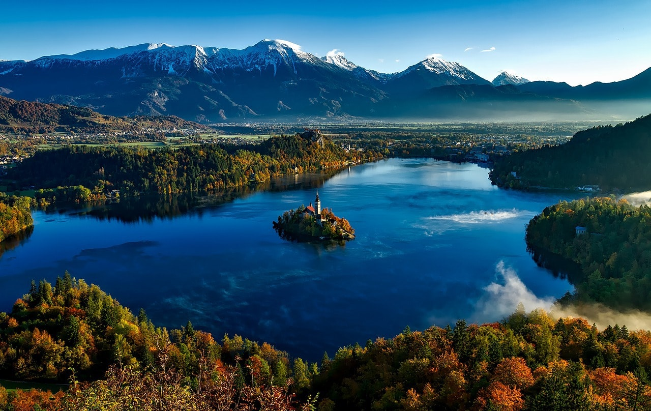 beautiful slovenia