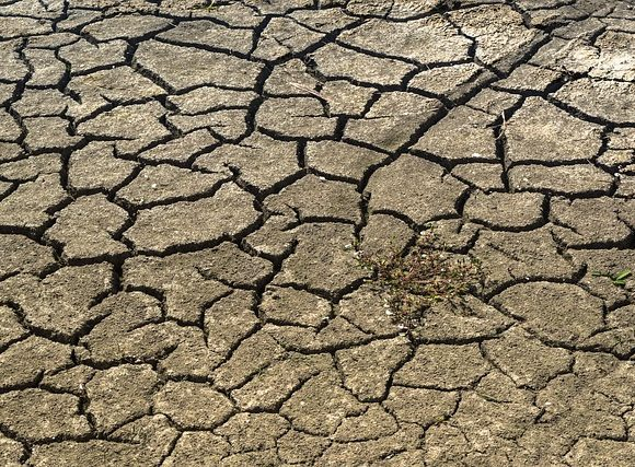 Drought Famine Mud Hunger Dry Africa Cracks