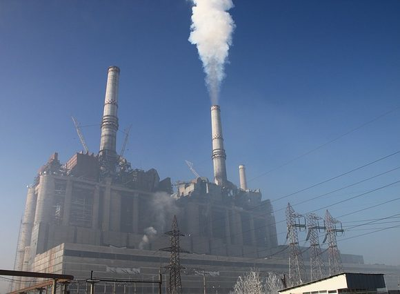 Energy Coal Electricity Plant