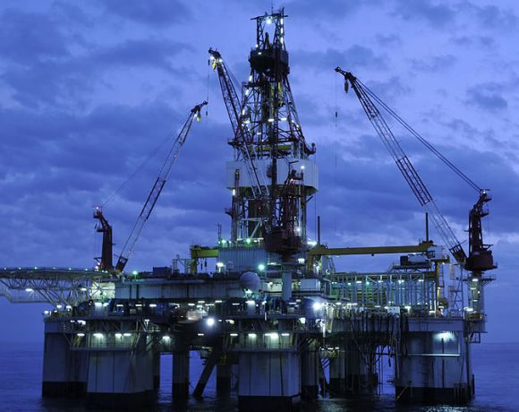 oil and gas offshore mining by Aparna Sharma