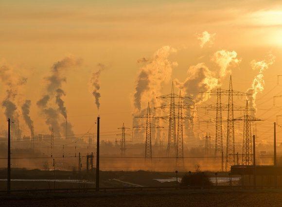Coal Burning Smoke