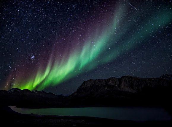 aurora austrialis
