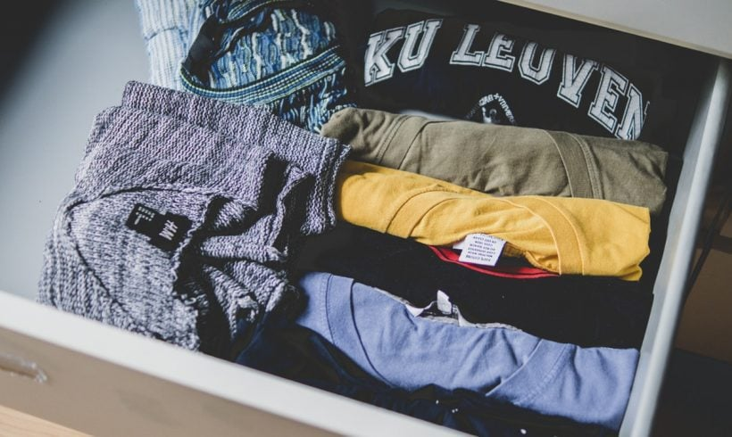 Bored With Your Clothes Already? Here's 10 Ways to Recycle Them
