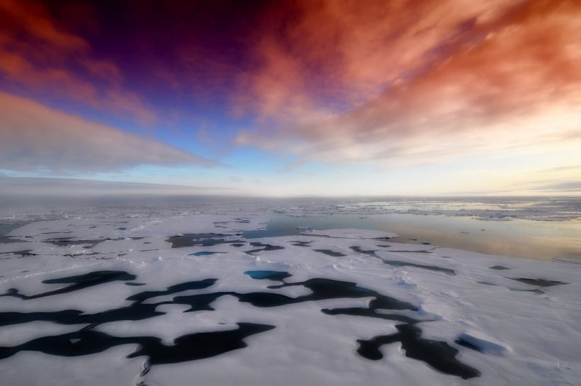 Good News: Arctic Ocean Is Safe for at least 16 Years