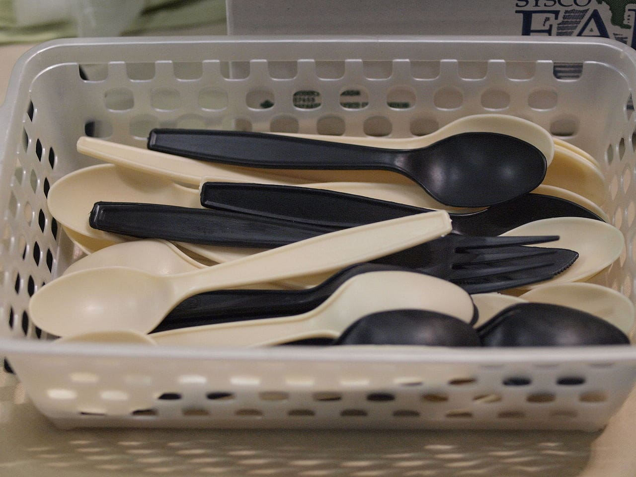 biodegradable cutlery by Andrea Flickr