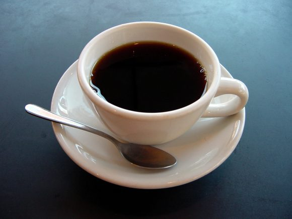 A_small_cup_of_coffee (Wikimedia Commons)