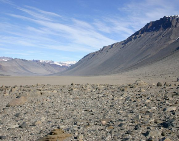 Driest Place On Earth (Wikimedia Commons)