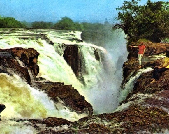 Guaira Falls before destruction (Amazing Planet)