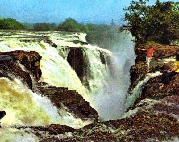 Guaira Falls before destruction (Amazing Planet)