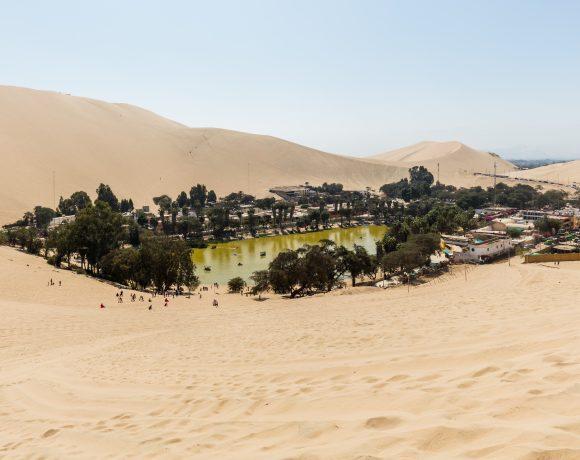 Ica, Peru (Wikimedia Commons)
