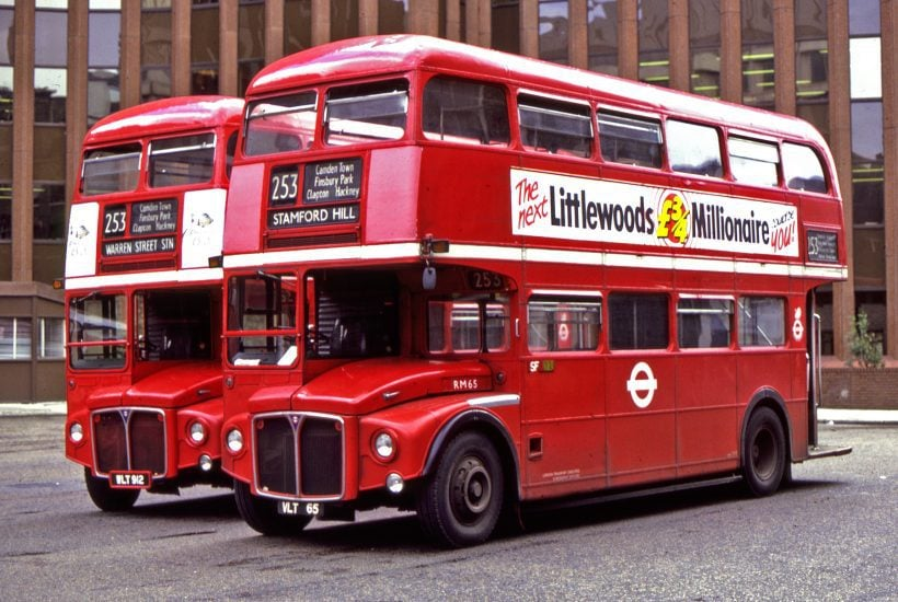 London Buses Are Fueled By Coffee, Just Like You