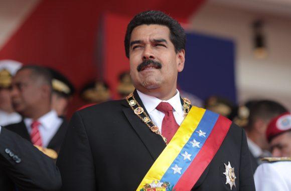 Maduro (Wikimedia Commons)
