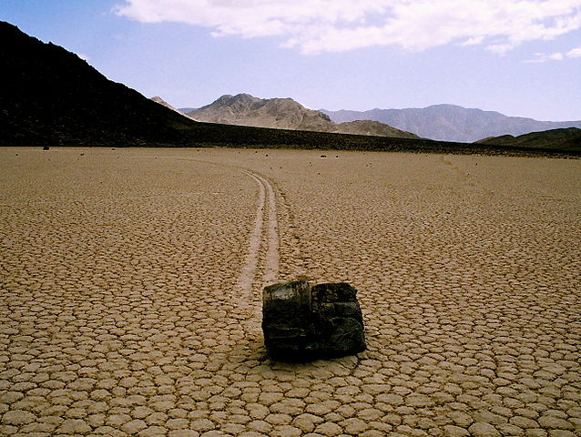 Sailing Stones, The Unsolved Mystery Of Death Valley