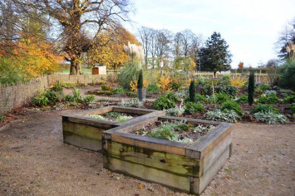sensory garden by John M