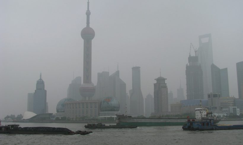 China Combats Air Pollution As It's Getting Tougher to Breath