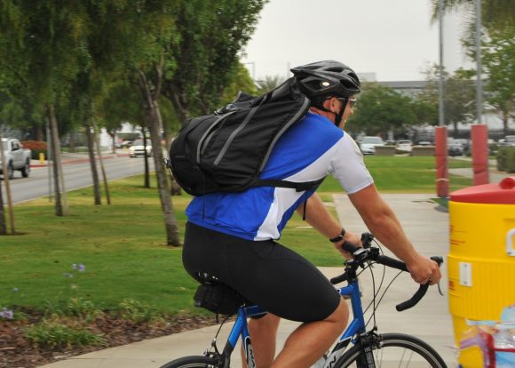 Bike To Work In LA (Los Angeles Air Force Base)