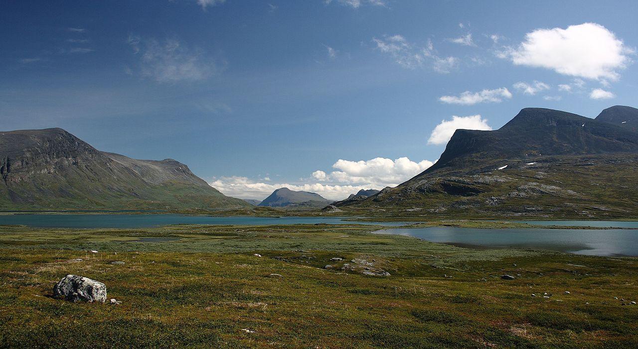 Kungsleden Landscape