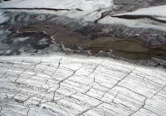 Permafrost_pattern (Wikimedia Commons)