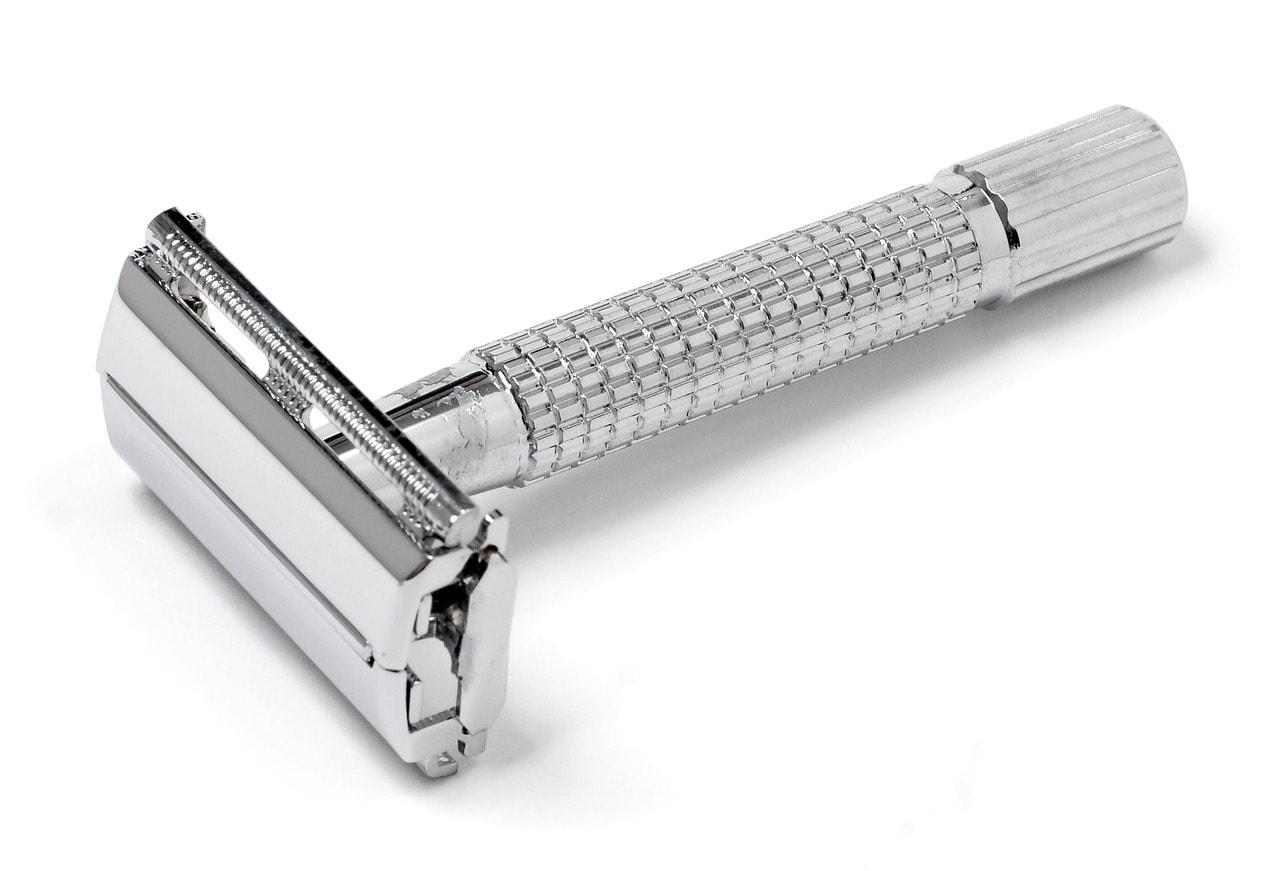 stainless steel razor