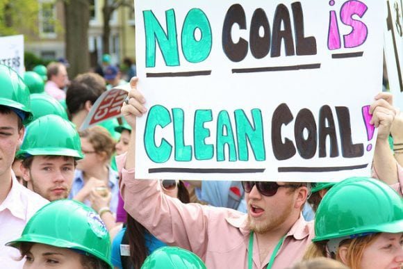 No coal is clean coal by Linh Do