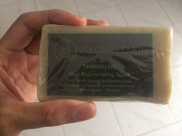 Tamanu Oil Soap