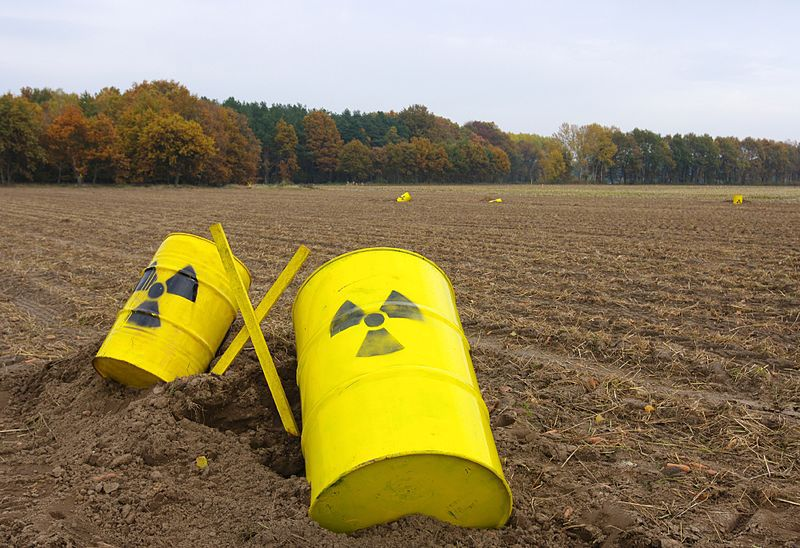Will Radioactive Waste From Nuclear Plants Harm Our Environment?