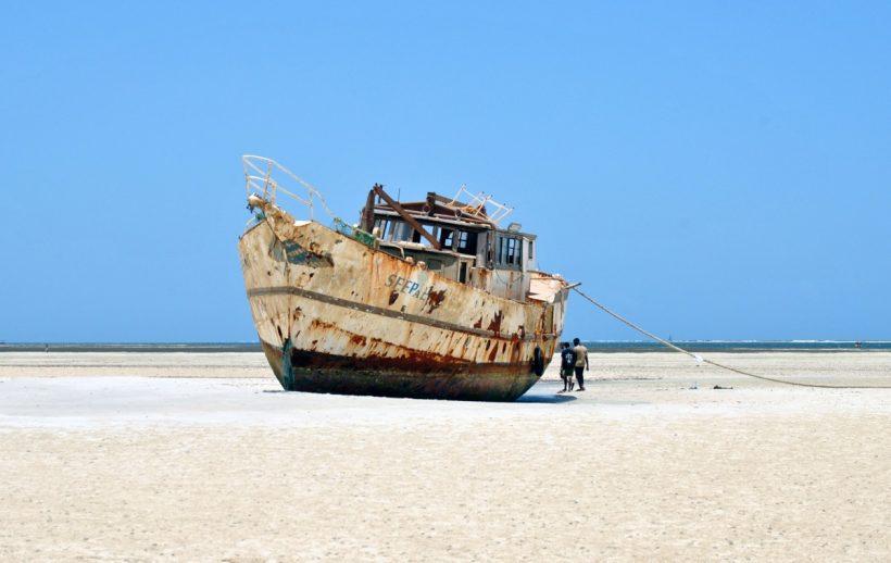 Ghost Fishing: Do You Throw Away Your Fishing Gear Or What?