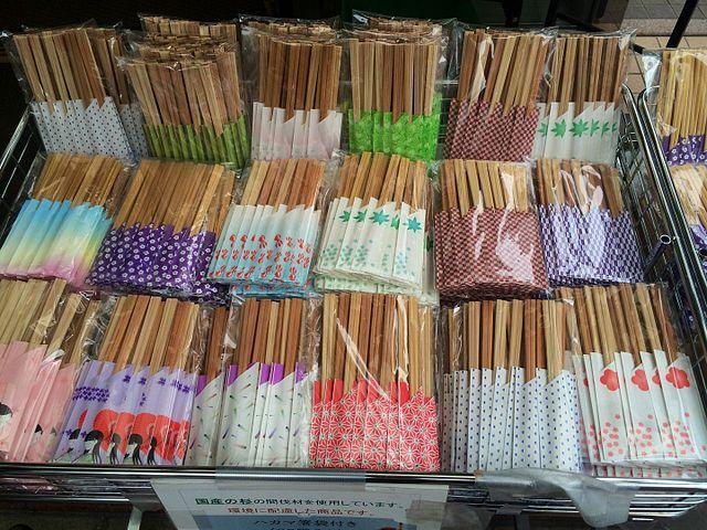 Chopstick in bulk
