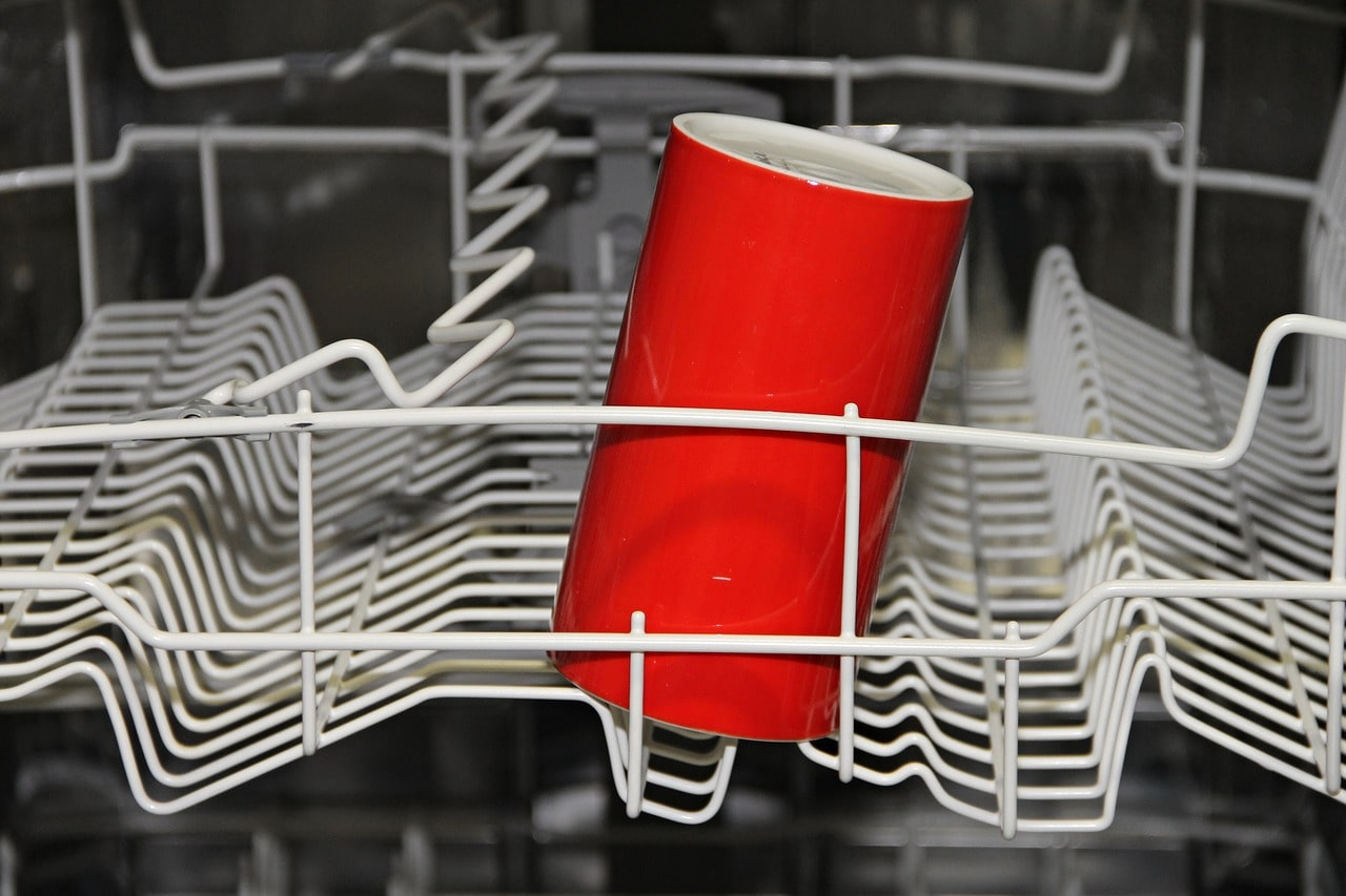 load your dishwasher until it's full, unlike this one