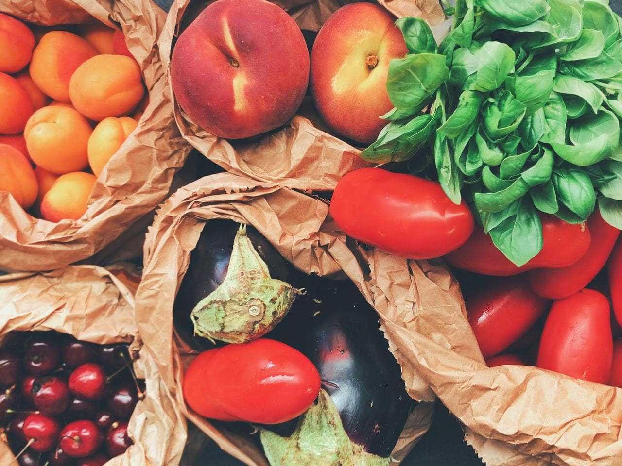 fresher produce means healthier life