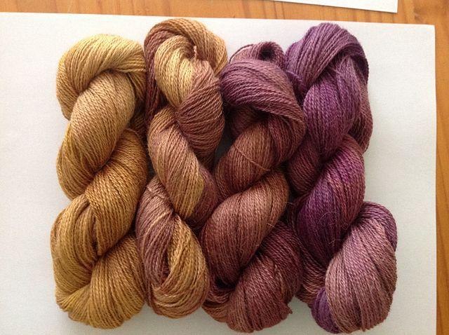 Mulbery silk