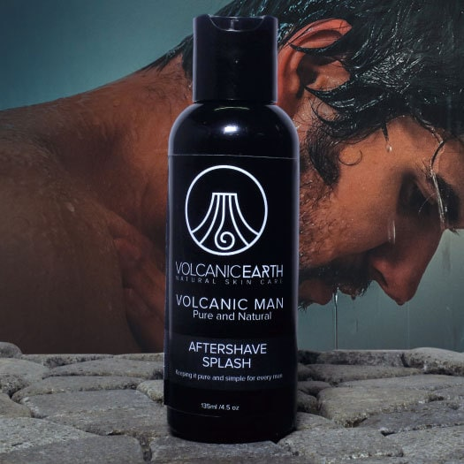 Tamanu Volcanic Man After Shave Splash