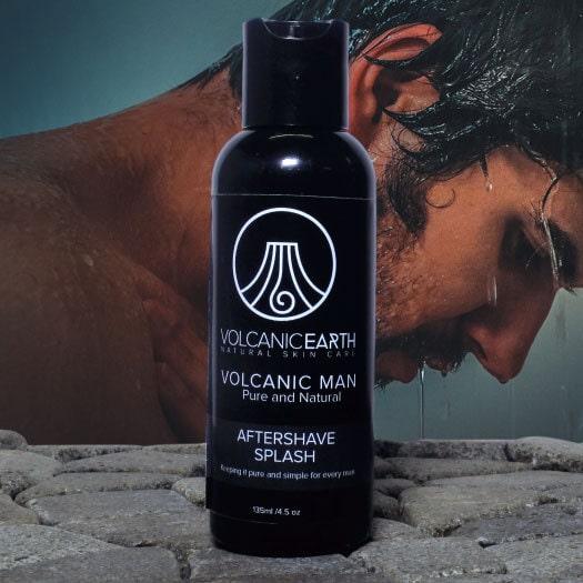Tamanu Volcanic Man After Shave Splash