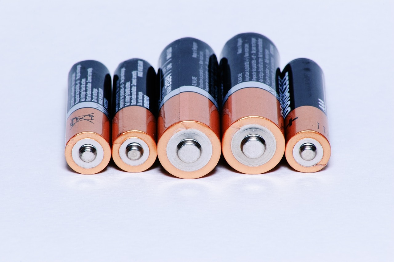 batteries are recyclable, but dispose of it properly