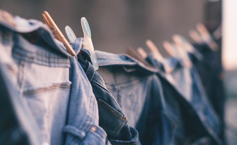 Apparel Industry Combating Denim Water Use Problems