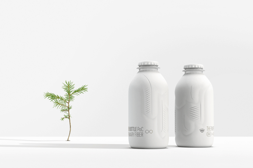 More Plastic Replacement Initiatives: The Paper Bottle Project