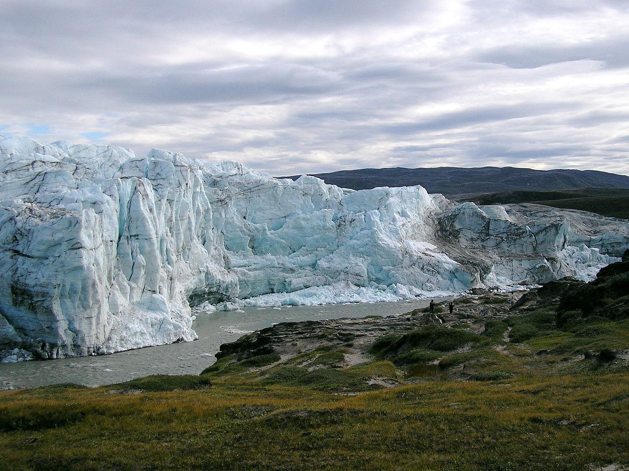 Greenland Kangerlussuaq by ChangIc wikimedia commons