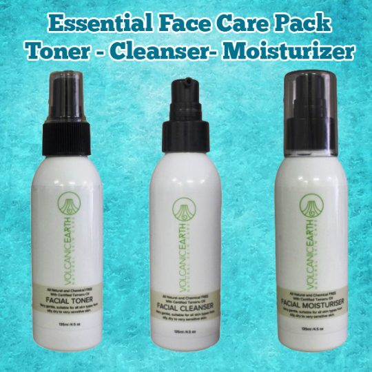 Essential Tamanu Face Care Pack