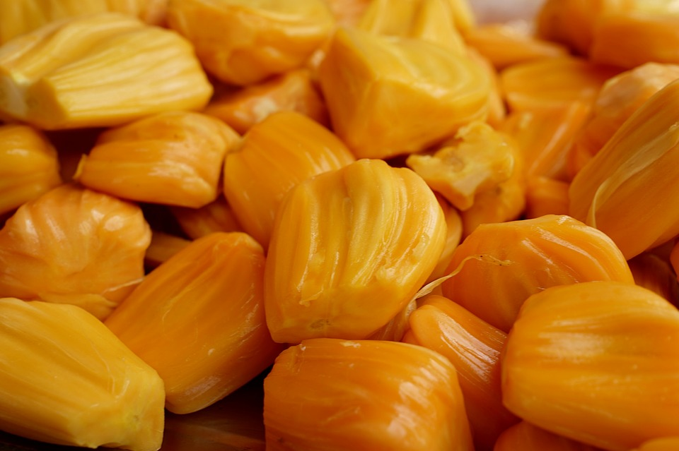 how to eat fresh jackfruit